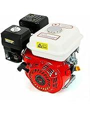 Bensinmotor 4-takts motor standardmotor enkelcylinder industriell motor kortmotor drivmotor fyrtaktsmotorer med oljelarm