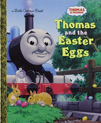 Babys Easter Eggs - Thomas and the Easter Eggs (Thomas & Friends) (Little Golden Book)