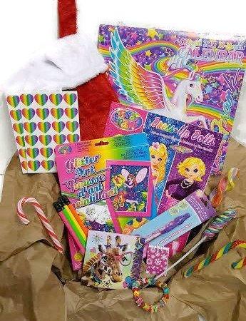 Fabulous Lisa Frank Stocking Stuffer Set! Perfect for girls age 6 & up! 14 piece bundle (Pretty Tweens)