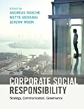 img - for Corporate Social Responsibility: Strategy, Communication, Governance book / textbook / text book