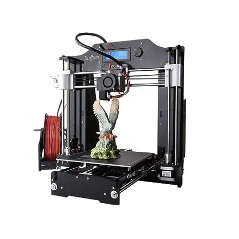 YNPGHG Impresora 3D De Grado Industrial, Alta Precisión, Toda La ...
