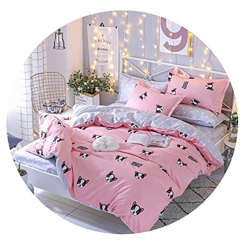 Fashion Printed Dotted Dotted Bedding Quality Family Adult Children