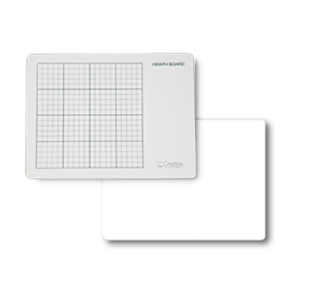Pack of 24 Two-sided Bar Chart Grid Boards (9x12in)