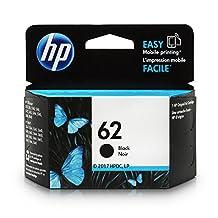 HP 62 Black Original Ink Cartridge For HP ENVY 5540, 5643, 5542, 5544, 5545, 5640, 5642, 5660, 5665, 7640, 7645, 8000, HP Officejet 5740, 5741, 5742, 5743, 5744, 5745, 5746, 8040