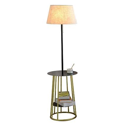 Lámpara de pie de la Mesa de Centro Dormitorio de la Sala de ...