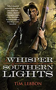 A Whisper of Southern Lights (The Assassins Series) by [Lebbon, Tim]