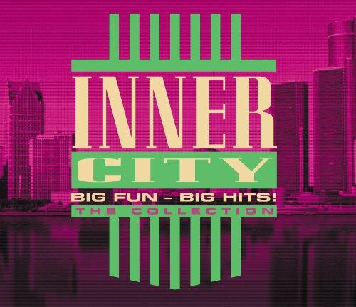 INNER CITY - Deep Heat 4 Cd2 - Zortam Music