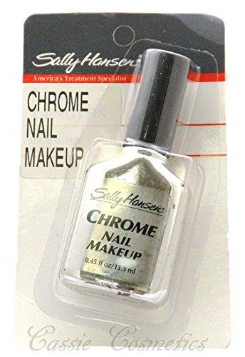 Sally Hansen Chrome Nail Polish - White Gold Chrome 16