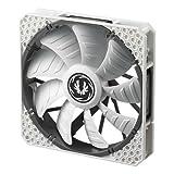 BitFenix 140mm Spectre Pro All White Computer Case Fan (BFF-SPRO-14025WW-RP) NEW