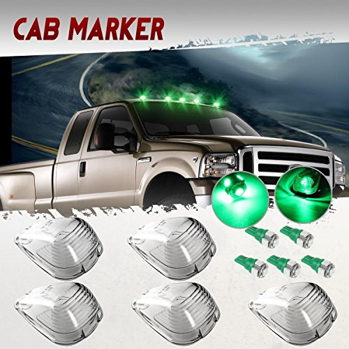 Green Led Cab Lights in US - 4