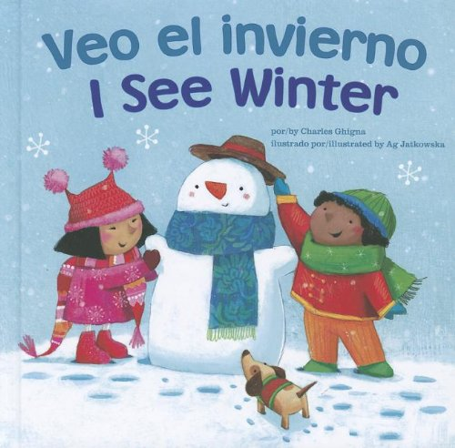 Veo el invierno / I See Winter (Bilingual I See) (Multilingual Edition) by Brand: Picture Window Fiction