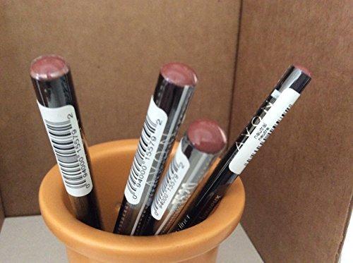 Avon Ultra Luxury Lip Liner Pencil Neutral Lot 4 Pencils