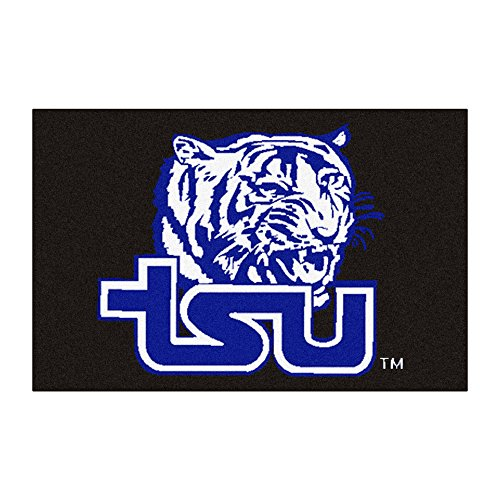 NCAA Tennessee State University Tigers Starter Mat Rectangular Area Rug