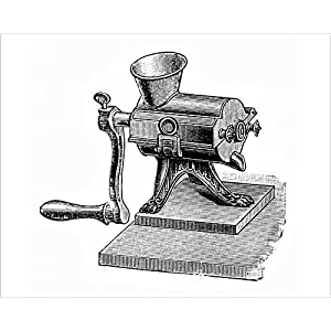 10x8 Print of Juicer (13592249)