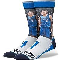 Stance Dallas Mavericks Dirk Nowitzki NBA Socken
