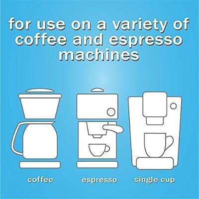 Full Circle Coffee and Espresso Equipment Descaling Liquid, 4 oz - 2 Single Use Bottles