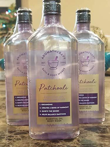 Patchouli Shower - 4