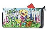 MailWraps Springtime Beauty Mailbox Cover 01492