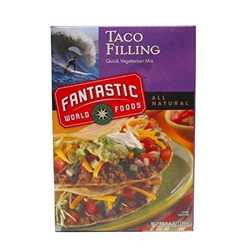 Fantastic World Foods Taco Filling Mix (6x3.7 OZ) (Taco Filling)