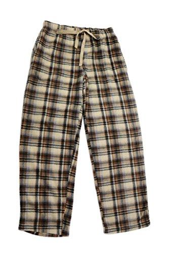 Polar Fleece Pajama Pants Pockets