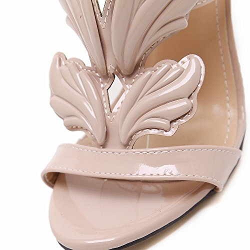 UN Alto Sandali CXY Metallizzato con 36 Donna da Tacco Bgq01