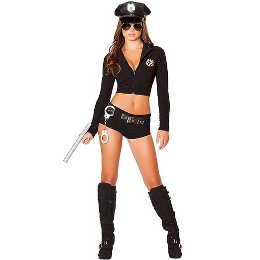 sexy cop uniform