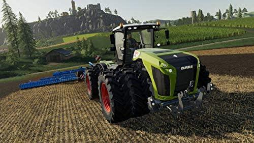 Farming Simulator 19 Platinum Edition PC DVD [Importación inglesa ...