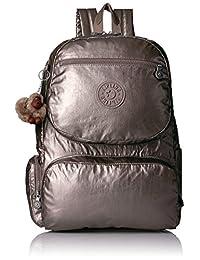 Dawson Metallic Travel Backpack Backpack, Metallic Pewter, One Size
