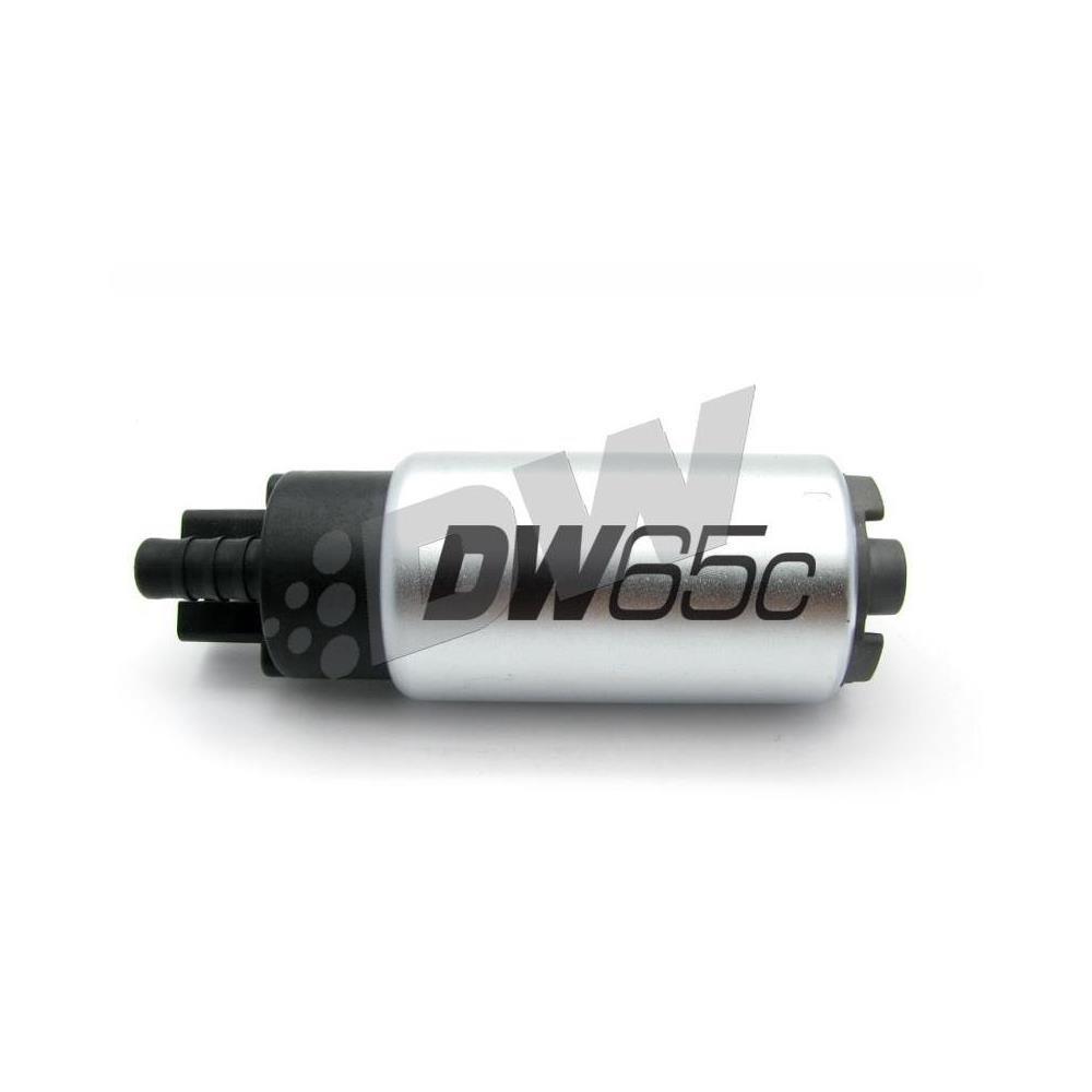 DeatschWerks 265 LPH Compact In-Tank Fuel Pump w/ Set Up Kit 08-15 Mitsu EVO X, 06-13 MazdaSpeed 3/6 (9-651-1026)