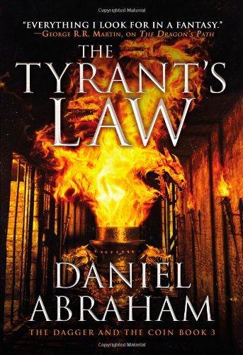 Read Online The Tyrant's Law (The Dagger and the Coin) pdf epub