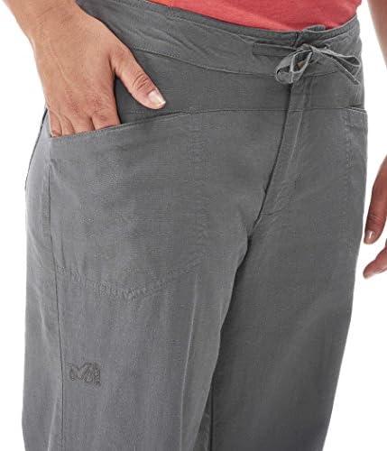 MILLET Rock Hemp – Pantalones de Escalada Confortable y ...