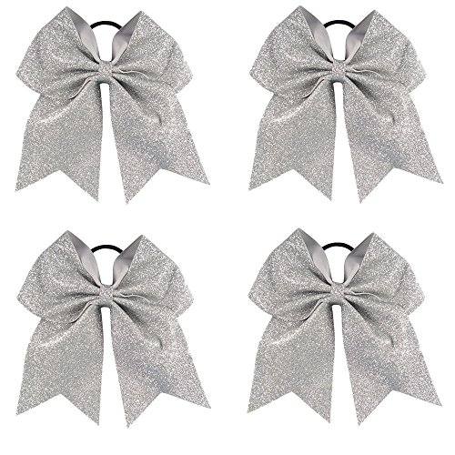 cn-7-glitter-cheer-bows-with-ponytail-holder-girls-sparkle-cheer-bow-pack-of-4
