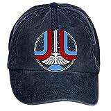 Qikdg Custom Adjustable The Last Starfighter Baseball Cap-Washed 100% Cotton Navy