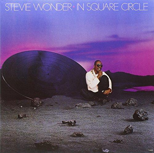 In Square Circle - Vinyl Records Wonder Stevie