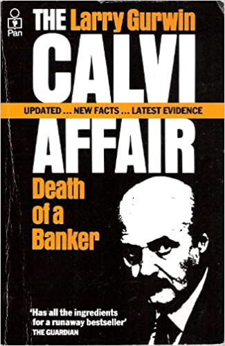 Calvi Affair: Death of a Banker