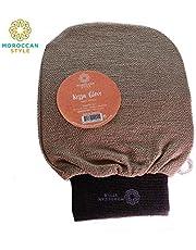 The Premium Kessa Hammam Exfoliating Glove, Spa Exfoliating Body Scrub Glove