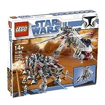 Lego Star Wars Republic Dropship With At-Ot Walker (10195)