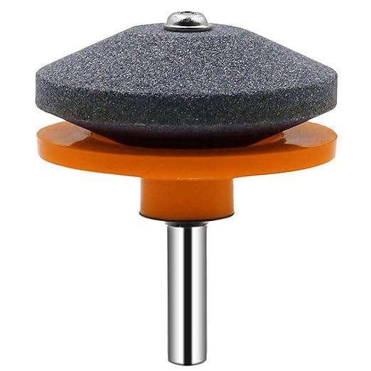 EFINNY Afilador de herramientas rotatorio Afilador de mango ...