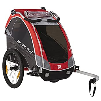 Image of Burley Design Solo Child Carrier Trailers