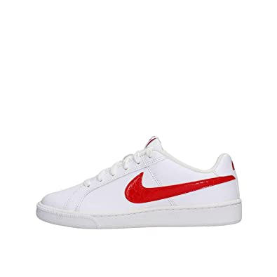 best service 31d25 b6bfd NIKE Wmnscourt Royale, Sneakers Basses Femme, Multicolore University Red  White 001, 39