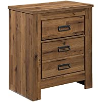 Signature Design by Ashley B369-92 Cinrey Nightstand, Medium Brown