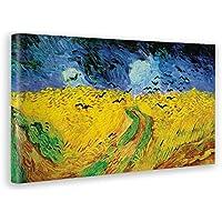 Giallo Bus - Vincent Van Gogh - Campi di Grano con Voli di Corvi