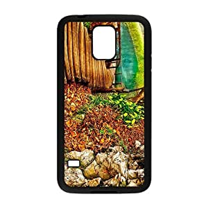 Attractive Hill Bridge Hot Seller High Quality Case Cove For Samsung Galaxy S5