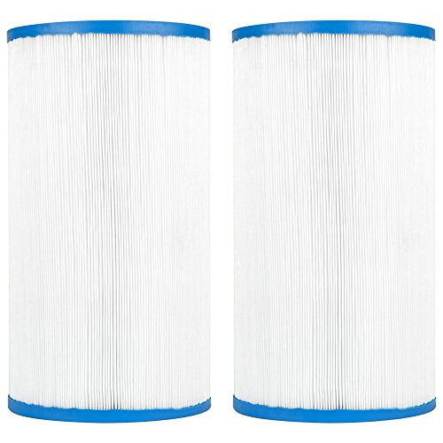 Clear Choice Pool Spa Filter 4.94 Dia x 9.25 in Cartridge Replacement for Rainbow Pentair Dynamic 35 Aladdin 13501, [2-Pack]
