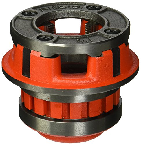Ridgid 37500 Hand Threader Die Head for Model Number- 12R, High Speed, Right Hand, 1 1/2-Inch
