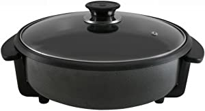 "NEW 12"" Electric Skillet/Fryer (Kitchen & Housewares)"