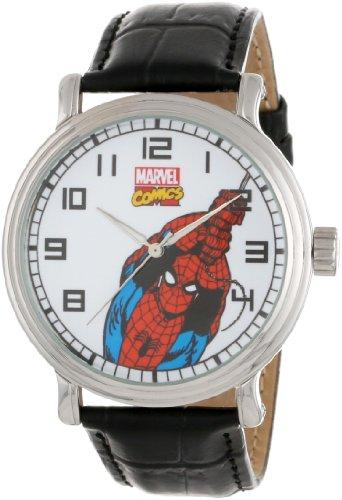 Marvel-Mens-W000532-Spider-Man-Vintage-Watch