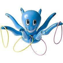 Fun Express Inflate Octopus Ring Toss Game