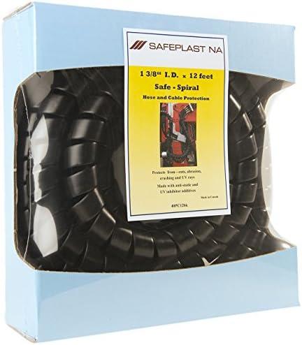 """Spiral Hose Wrap 127cm Aqua 50/"""""""