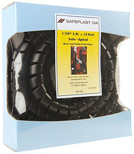- Pre-Cut Spiral Wrap Hose Protector, 1.5